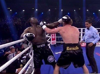 Alexander Povetkin Hasim Rahman Boxing News Boxing Results