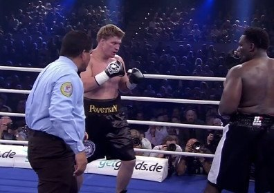 The road back to Kliltschko: Povetkin vs. Charr on May 30, 2014 in Moscow, Russia
