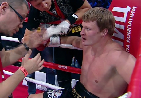 Povetkin defeats Takam by 10th round stoppage