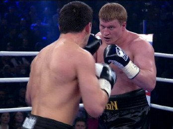 Moscow To Host Alexander Povetkin vs. Derek Chisora in May