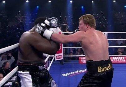 Alexander Povetkin Wladimir Klitschko Boxing News