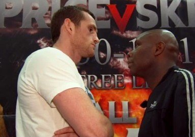 David Price Matt Skelton Boxing News British Boxing