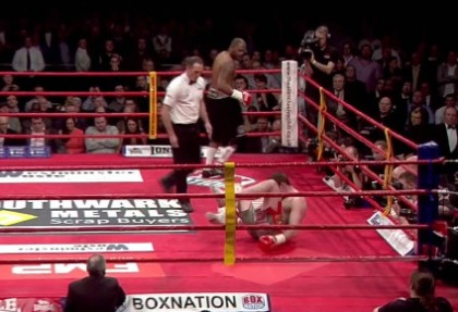 David Price Price vs. Thompson II Tony Thompson Boxing News British Boxing