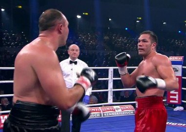Pulev stuck waiting for Wladimir to heal up