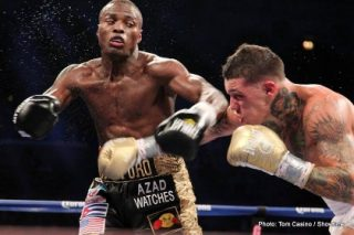 Peter Quillin - In 2012 Peter Quillin won the WBO middleweight title and defended it three times before vacating in 2014. His WBO mandatory challenger was Matt Korobov who was undefeated in 24 contests with 14 knockouts and Quillin opted to vacate the title rather than face his mandatory.