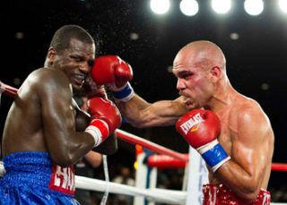 Boxing Interviews - Exclusive Interview by Geoffrey Ciani - I was recently afforded the opportunity to speak with lightweight contender Ray Beltran (26-6, 17 KOs), who is coming off an impressive upset victory against Hank Lundy (22-2-1, 11 KOs) last Friday night at the Resorts Hotel & Casino in Atlantic City, New Jersey. The veteran fighter, who was once viewed as a highly rated prospect, has resurrected his career following his majority decision win over Lundy. Beltran spoke about his victory and also talked about his career and his future plans in boxing. Here is what Beltran had to say: