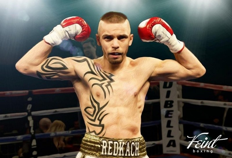 Interview – Ivan Redkach:  A 2014 Lightweight Contender