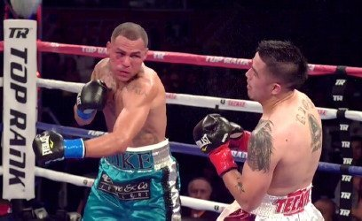 Brandon Rios - By Joseph Herron: Too often in boxing, heavily publicized events fail to live up to expectation and fall short of the preceding media hype.  In this era of safety first fighters and early stoppages, it's hard to guarantee a sure fire winner.