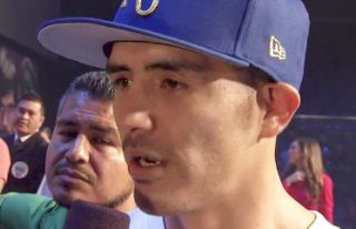 Brandon Rios - After his comprehensive stoppage defeat at the hands of WBO welterweight champion, Tim Bradley, last night, Brandon Rios publicly called time on his career, insisting he just couldn't 'pull the trigger,' and shrugged off the loss with a customary, 'f*** it!'