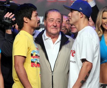 Brandon Rios Manny Pacquiao Pacquiao vs. Rios Boxing News Top Stories Boxing