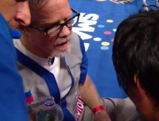 Pacquiao vs. Algieri - TIM LANE - It's been quite a ride for you and Chris since beating Ruslan Provodnikov and becoming a world champion.