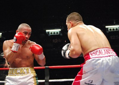 Antonio Escalante Juarez vs. Escalante Rocky Juarez Boxing News Boxing Results Top Stories Boxing