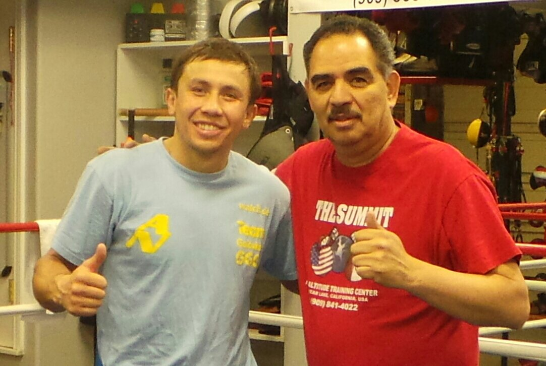 Abel Sanchez: Everyone has the possibility to win; it could be Chavez-Golovkin or Jacobs-Canelo