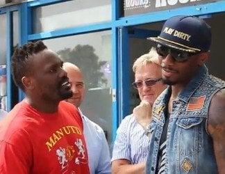 Chisora vs. Scott Dereck Chisora Malik Scott Boxing News British Boxing Top Stories Boxing