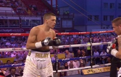 Lee Selby Selby vs. Simion Viorel Simion Boxing News Boxing Results