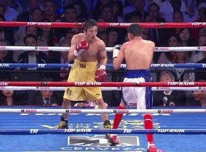 Jesus Ortega Shiming vs. Ortega Zou Shiming Boxing News