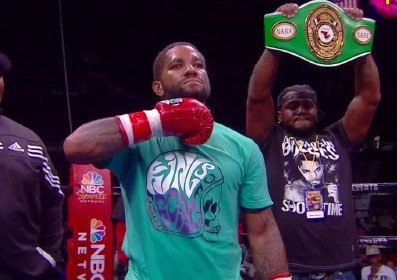Curtis Stevens faces James De La Rosa on Kovalev-Ward card