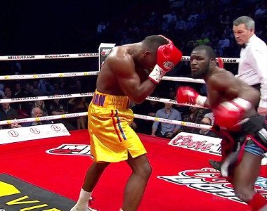 Adonis Stevenson Stevenson vs. Cloud Tavoris Cloud Boxing News