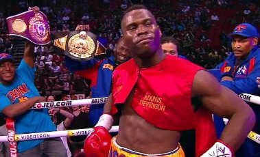 Adonis Stevenson Don George Stevenson vs. George Boxing News Top Stories Boxing