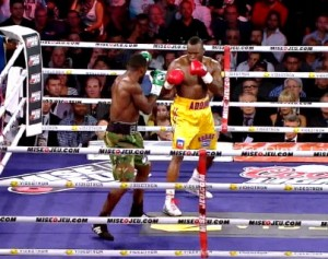 Adonis Stevenson Stevenson vs. Cloud Tavoris Cloud Boxing News Boxing Results