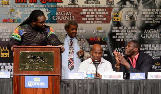 Bermane Stiverne: You will never ever hear about Deontay Wilder after this fight