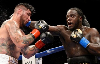 Bermane Stiverne Boxing Interviews Boxing News Top Stories Boxing