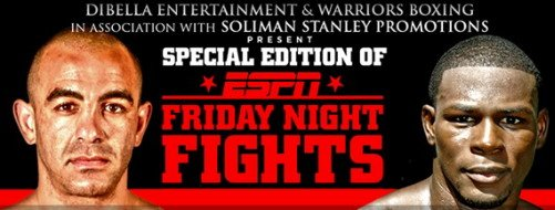 Jermain Taylor vs. Sam Soliman this Wednesday on ESPN in Biloxi, Miss.
