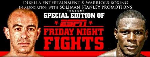 Jermain Taylor vs. Sam Soliman this Wednesday on ESPN in Biloxi, Miss.