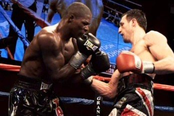 Comeback Fighter of the Year: Jermain Taylor