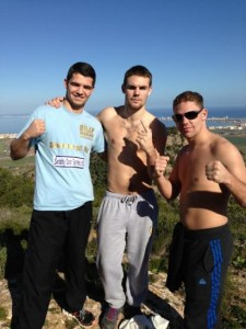 tenerife-billy-morgan-freddie-turner-billy-joe-saunders