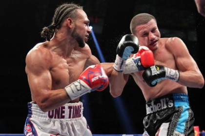 Jesus Soto Karass Keith Thurman Boxing News Boxing Results Top Stories Boxing