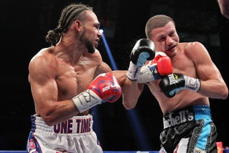 BoxNation: Keith Thurman, Lucas Matthysse and Omar Figueroa line up on April 26 bill