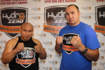 Alexander Ustinov David Tua Tua vs. Ustinov Boxing News Top Stories Boxing