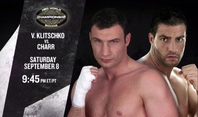 Manuel Charr, Vitali Klitschko - By Rob Smith: 41-year-old WBC heavyweight champion Vitali Klitschko (44-2, 40 KO's) will be defending his World Boxing Council title on Saturday night against the unbeaten and highly ambitious #7 WBC Manuel Charr (21-0, 11 KO's) at the Olimpiyskiy, in Moscow, Russia. Vitali has picked out an opponent with an unbeaten record but with little real substance to it. Charr is unbeaten but he's not fought anyone in the top 15, and he struggled badly against a past his best Danny Williams and also against journeyman Zack Page.