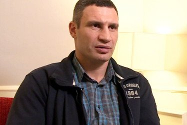 "Vitali Klitschko: ""Sdunek was like a father to me"""