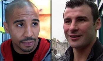 How would tonight's Andre Ward match up against the Joe Calzaghe who beat Mikkel Kessler?