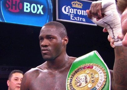 Malik Scott-Deontay Wilder in the works for March