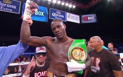 Arreola vs. Wilder Chris Arreola Deontay Wilder Boxing News