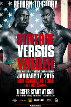 Bermane Stiverne Deontay Wilder George Foreman Boxing News
