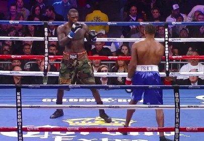 Deontay Wilder Matthew Greer Wilder vs. Greer Boxing News