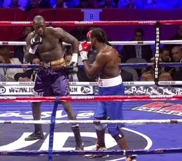 Deontay Wilder Sergei Liakhovich Boxing News
