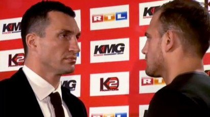 Francesco Pianeta Wladimir Klitschko Boxing News