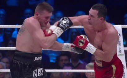 Klitschko vs. Wach Mariusz Wach Wladimir Klitschko Boxing News Top Stories Boxing