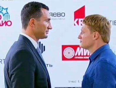 Alexander Povetkin Klitschko vs. Povetkin Wladimir Klitschko Boxing News Top Stories Boxing