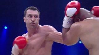 Klitschko vs. Leapai - Klitschko vs. Leapai