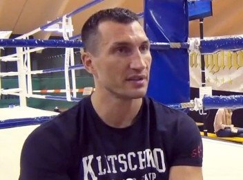 Klitschko: Fury Has A Big Mouth Just Like David Haye