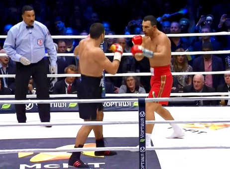 Klitschko vs. Pulev Kubrat Pulev Wladimir Klitschko Boxing News Boxing Results Top Stories Boxing