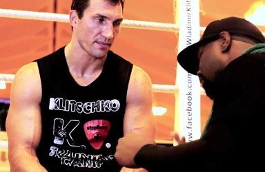 Klitschko working with 15 sparring partners to get ready for Pulev